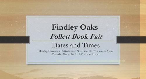 Findley Oaks Media Center