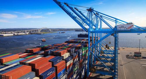 WSJ Logistics Report