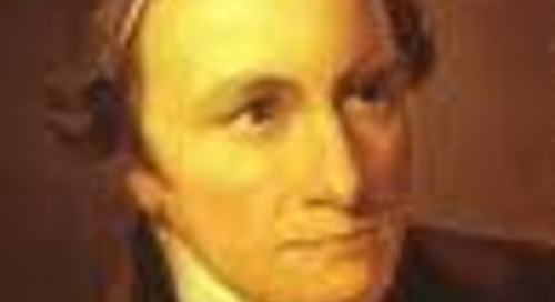 Patrick Henry on the Sword and the Purse