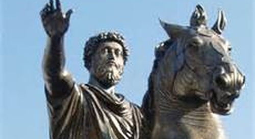 Marcus Aurelius on the Privilege of Life