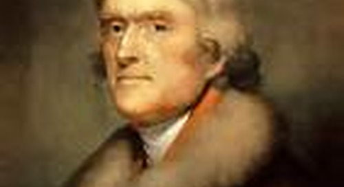 Thomas Jefferson on Character