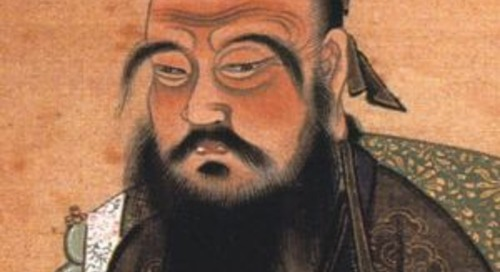 Confucius on Moving Forward