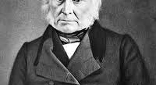 John Quincy Adams on Perseverance