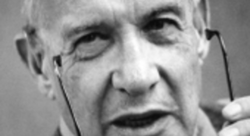 Peter Drucker on how Innovation Creates Wealth