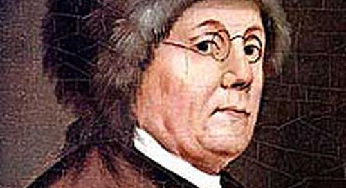 Ben Franklin on Keeping an Open Mind