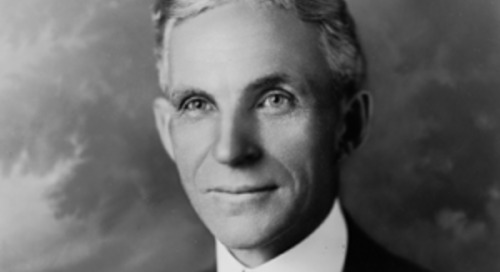 Henry Ford on Thought