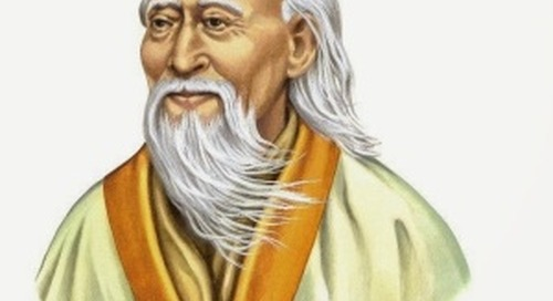 Lao Tzu on Taking Action