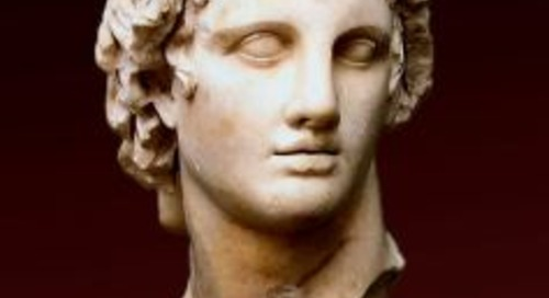 Alexander the Great on Leadership