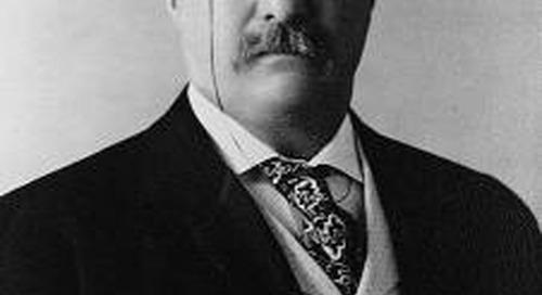 Theodore Roosevelt on Still Waters