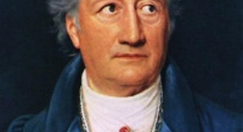 von Goethe on The Journey