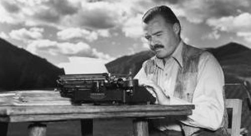Classic Hemingway