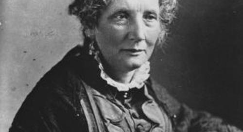 Harriet Beecher Stowe on Perseverance