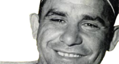 Classic Yogi Berra