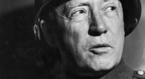 Patton on Fear