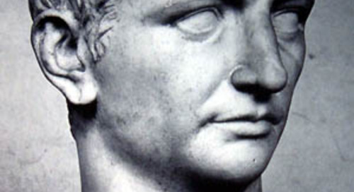 Claudius on Self Control