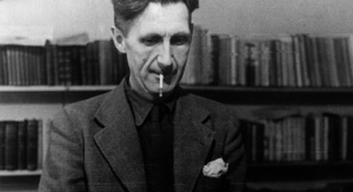 Orwell on Deceit and Misinformation