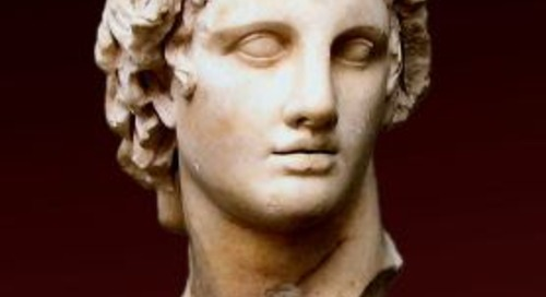 Alexander the Great on Personal Conduct