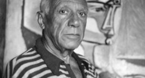 Picasso on Success