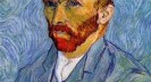 van Gogh on taking risks