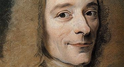 Voltaire on Adversity