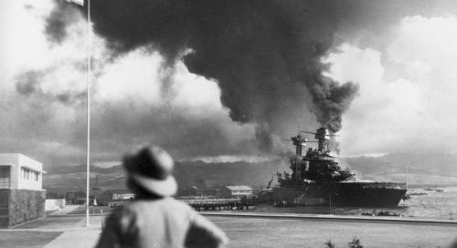 Pearl Harbor and Vigilance