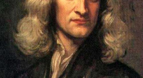 Newton on the Art of Persuasion