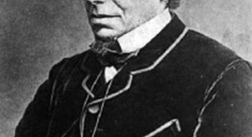 Disraeli on Perseverance