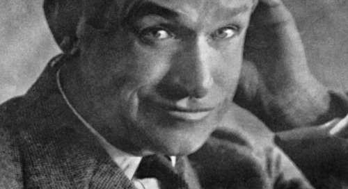 Will Rogers on Success