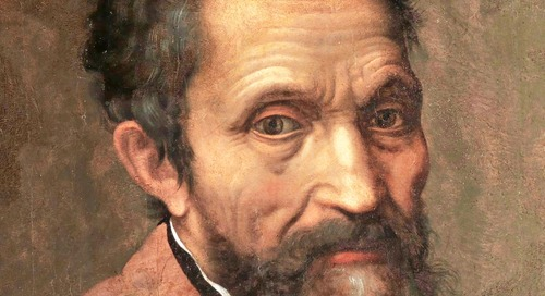 Michelangelo on Aspiration