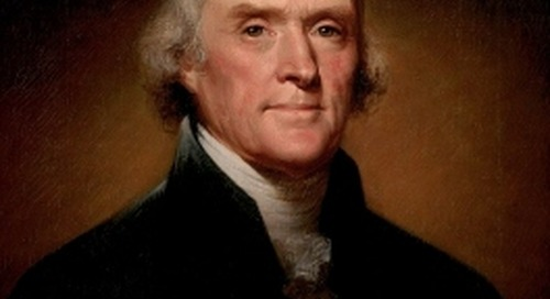 Jefferson on Character
