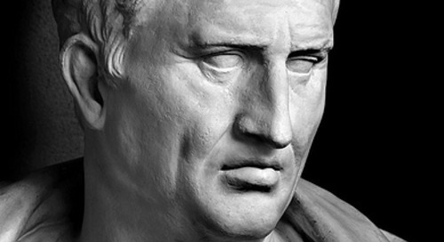 Cicero on the Roots of Greatness