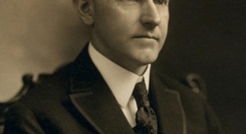 Coolidge on Good and Evil