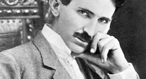 Tesla on Intellectual Development