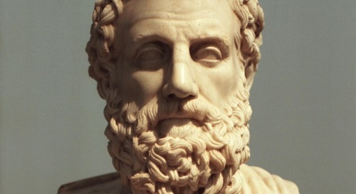 "Aeschylus (""EHS kuh lus"") on Empathy"