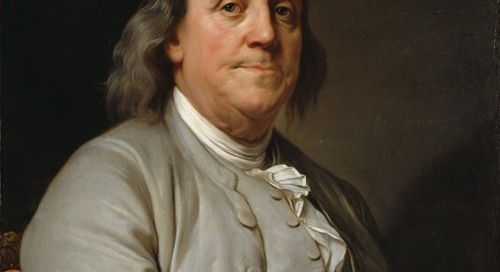 Franklin on Happiness