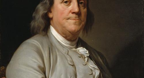 Humor Friday: Franklin on Risk Management