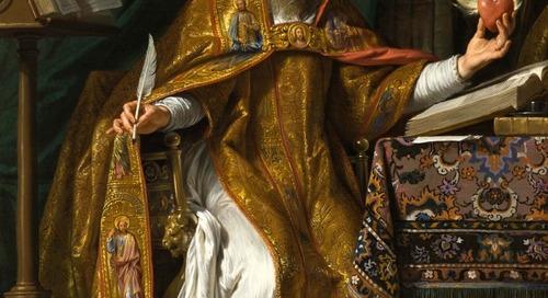 Spiritual Wisdom from Saint Augustine