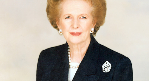 Humor Friday: Thatcher on High-Browed Economists