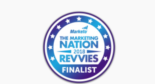 Perkuto People and Projects Named Revvie Finalists