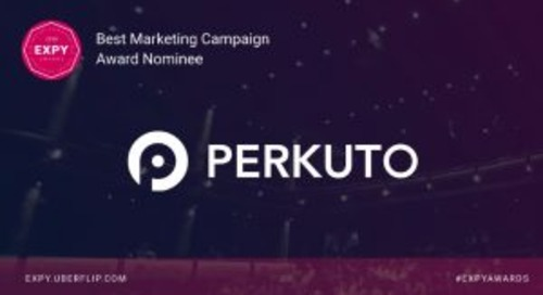 Perkuto GDPR Series Named Nominee for Best Marketing Campaign