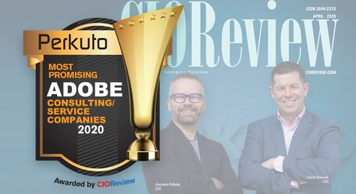 Perkuto Recognized as a Top Adobe Provider