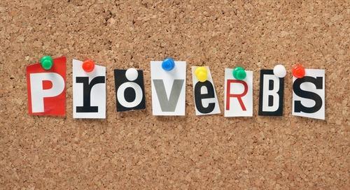 Perkuto Proverbs for Marketing Operations