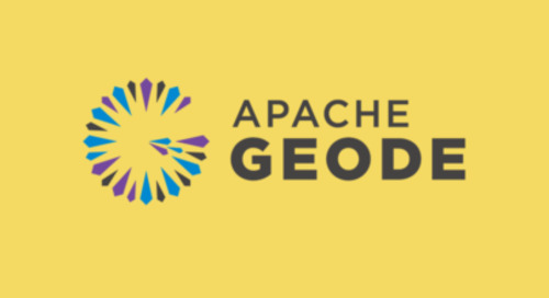 Apache Geode Graduates to Top Level Project in Apache; Up Next: Microservices
