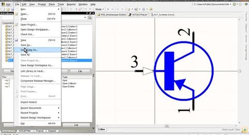 Designing Schematic And PCB Models For Re-Use - EvalQuest - Features