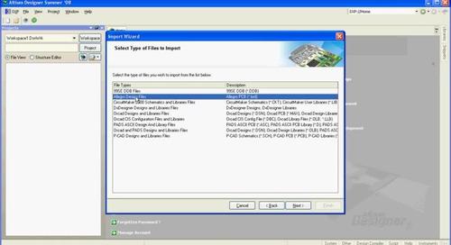 Allegro importer - Features
