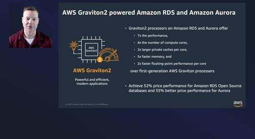 What's New with Amazon Aurora