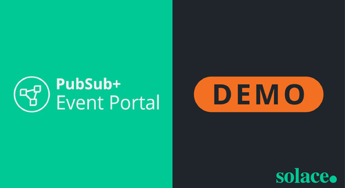 Rideshare Application Development: PubSub+ Event Portal Use Case Demo