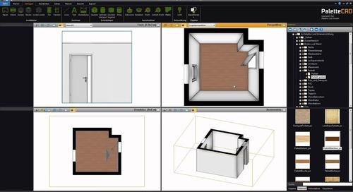 Palette CAD  - So einfach geht`s