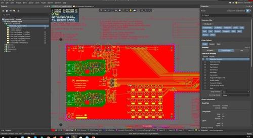 Design & Library Migration in Altium Designer
