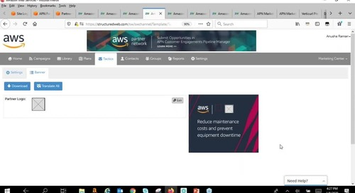 Webinar Getting Started - Marketing with AWS